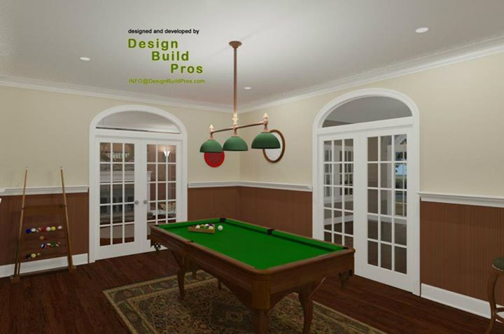 Man Caves New Jersey : New jersey basement remodeling and man cave design