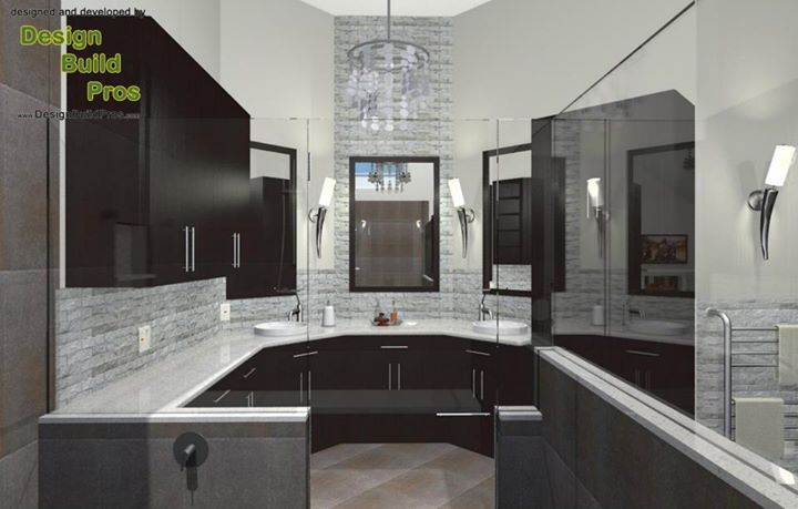 Master Bathroom Design Build Remodeling In Morris County New Jersey