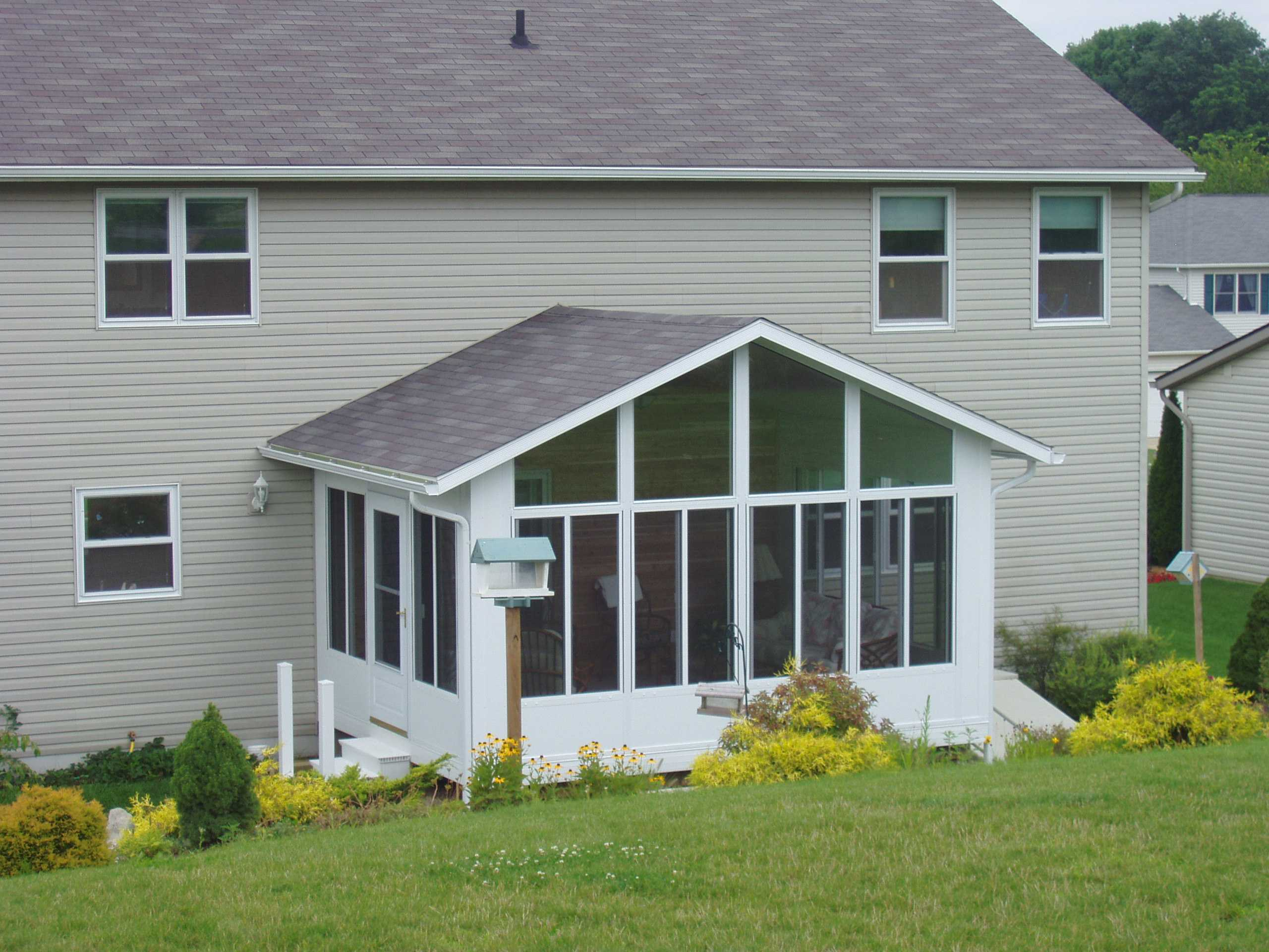 Sunroom addition adds more than just light to a home for Building a sunroom addition