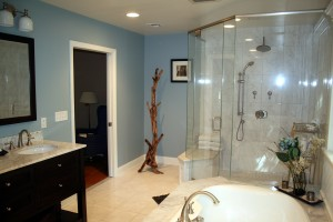 Bathroom remodeling in Monmouth County New Jersey
