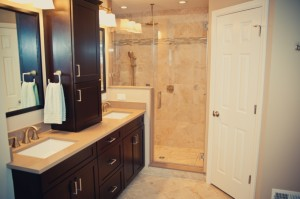 Master bathroom remodel in Morris County, NJ (1)