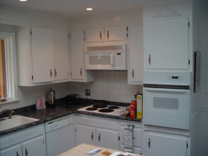 BEFORE kitchen remodeling in Monmouth County, New Jersey (1)