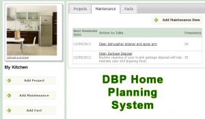 DBP-Home-Planning-System
