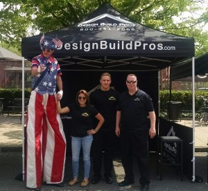 Design Build Pros Street Fairs