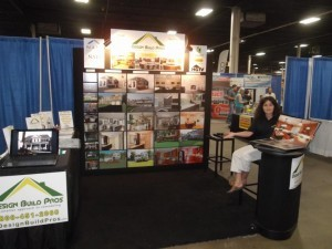 Design Build Pros at NJ remodeling Home Show