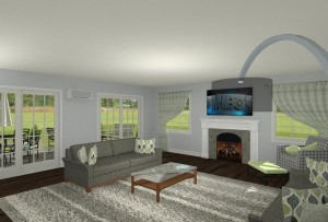 Family Room Addition in Hazlet NJ (3)-Design Build Pros