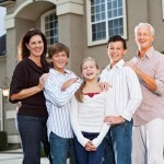 Family-with-a-great-home-remodeling-experience