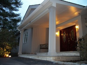 Front Entry Portico in Scotch Plains New Jersey (4)-Design Build Pros