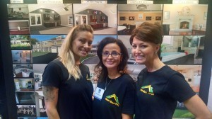 Desig build Pros at the Monmouth University Home Remodeling Show