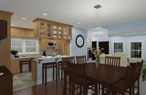 Kitchen Remodeling in Rutherford New Jersey (3)-Design Build Pros