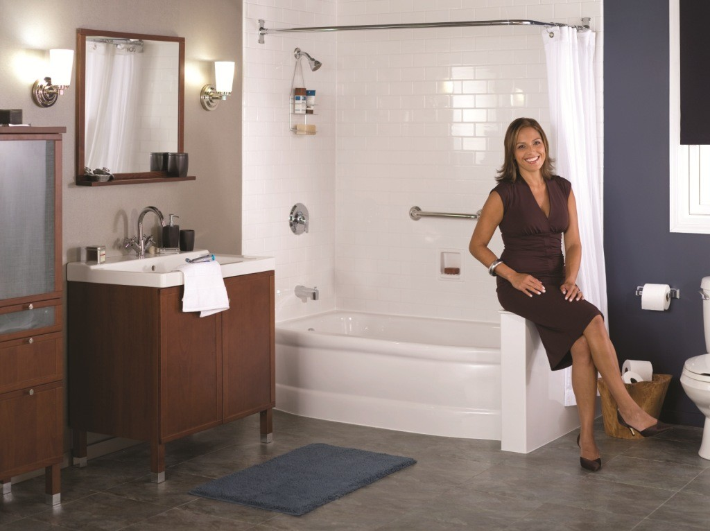 one day bathroom makeovers and remodeling in new jersey