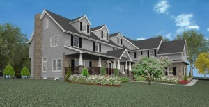 new home construction designs in Monmouth County, NJ