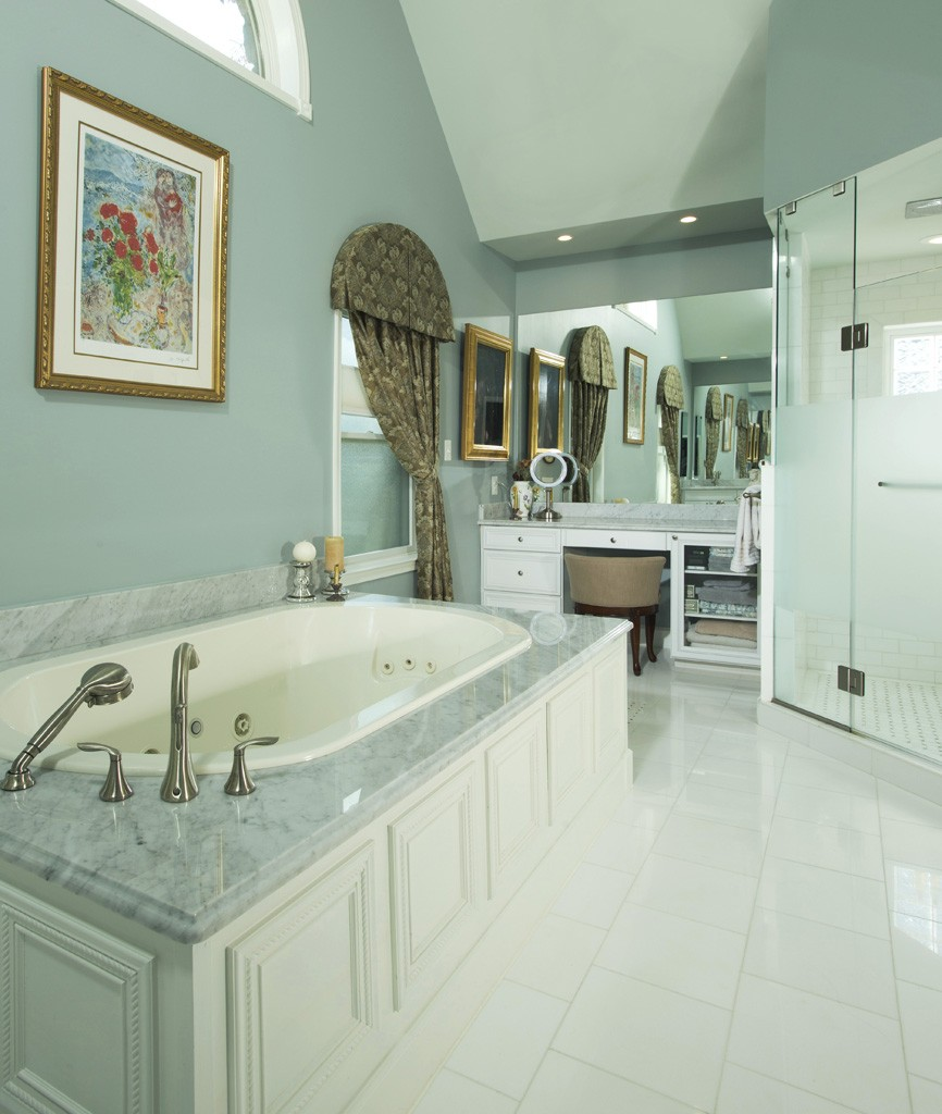 Maryland Master Bedroom And Bathroom Remodeling