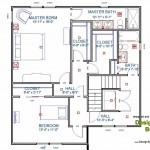 Floor Plan A-Design Build Pros