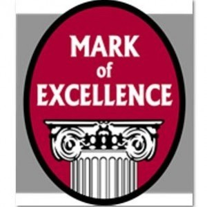 Mark of Excellence Logo-a Design Build Pros Preferred Remodeler