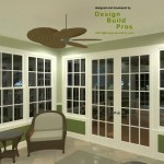 Sun Room New Jersey-Design Build Pros