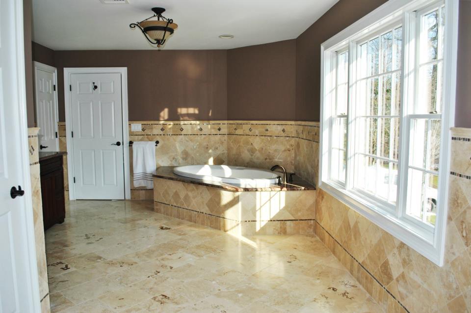 Cost of tiling a bathroom floor