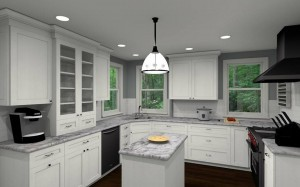 NJ Design Build Contractors - Kitchen Design