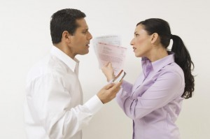 http://www.dreamstime.com/stock-photography-couple-arguing-expenses-image29661362