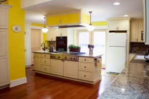 Yellow Interior Remodeling (1)