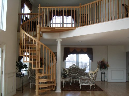 Stair Railing Material Options Design Build Planners