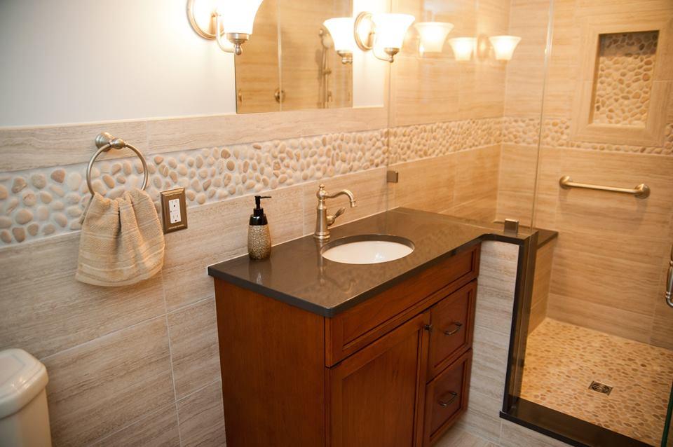 NJ Bathroom Designer - Design Build Pros Red Bank NJ