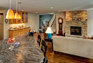 Open floor plan - NJ design build remodeling (1)