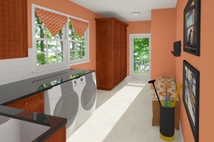 CAD of a Kitchen and Mudroom Addition in NJ (8)-Design Build Pros