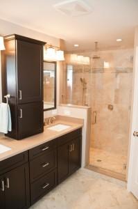 Customer Shower Options For A Bathroom Remodel Toms River Nj Patch
