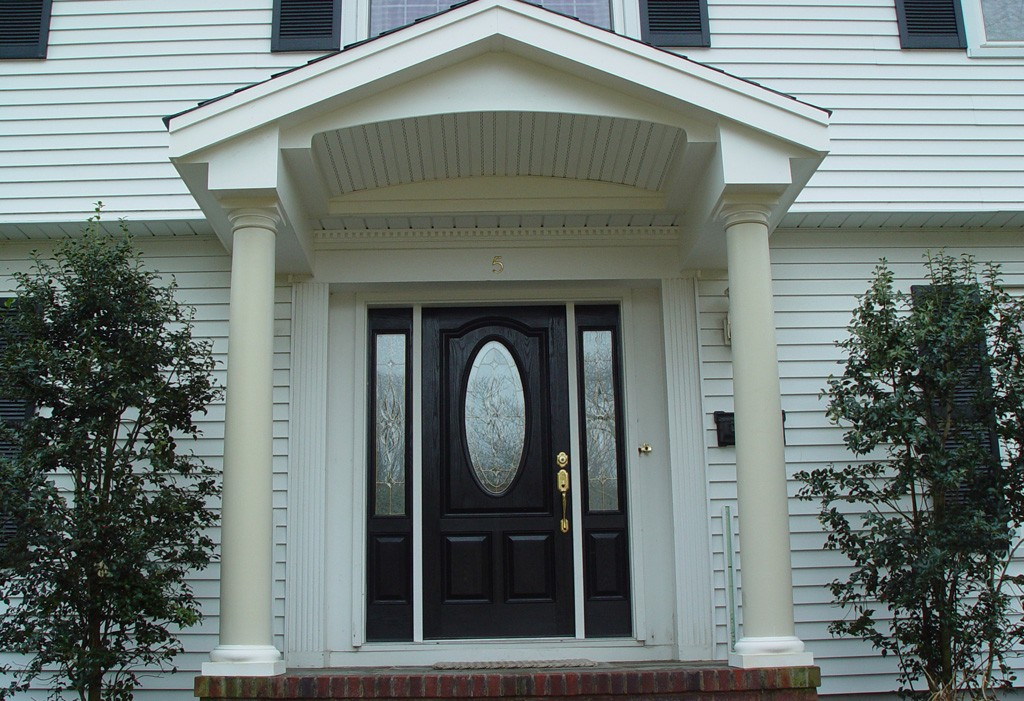 Permacast columns for remodeling projects design build pros for Permacast columns