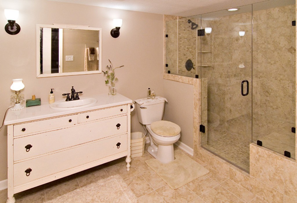Images of bathroom remodels