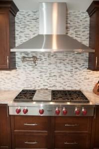 Pot Filler for kitchen remodeling - Design Build Pros