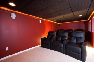 Sound Proofing For A Home Theater Design