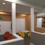 Basement Remodel in Bridgewater NJ CAD (2)-Design Build Planners