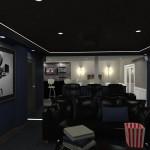 Basement Remodel in Bridgewater NJ CAD (5)-Design Build Planners