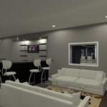 Basement Remodel in Bridgewater NJ CAD (8)-Design Build Planners