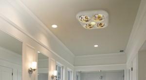 Heat Lamp for Your Bathroom-Design Build Pros