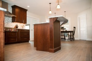 Porcelain floor tile - Design Build Pros