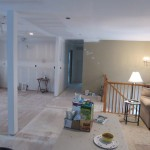 Home Renovation in Monmouth County NJ In Progress 10-23-15 (7)