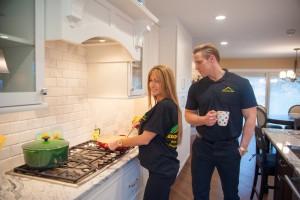 Kitchen Remodel and Renconfiguration in Warren NJ (2b)-Design Build Pros