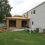 Family Room Addition in Hazlet NJ In Progress 10-15-15 (10)