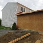 Family Room Addition in Hazlet NJ In Progress 10-15-15 (13)