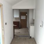 Kitchen Remodel in Morris County NJ In Progress 10-1-2015 (1)