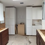 Kitchen Remodel in Morris County NJ In Progress 10-1-2015 (2)