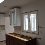 Kitchen Remodel in Morris County NJ In Progress 10-1-2015 (5)
