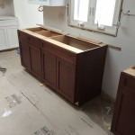 Kitchen Remodel in Morris County NJ In Progress 10-1-2015 (6)