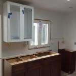 Kitchen Remodel in Morris County NJ In Progress 10-1-2015 (7)