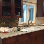 Kitchen Remodel in Morris County NJ In Progress 11-13-2015 (7)