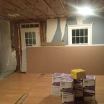 Kitchen Remodel in Morris County NJ In Progress 12-23-2015 (11)