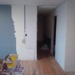 Kitchen Remodel in Morris County NJ In Progress 12-23-2015 (4)